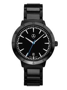 2021年最新海外 【送料無料】腕時計 ウォッチ メルセデスベンツオリジナルクロノグラフブラックエディション, しんくぁ:a1255989 --- annhanco.com