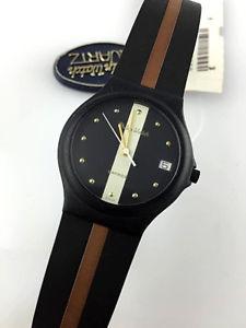 腕時計 ウォッチ オロロジィリップカプリススイスリリースゴムヴィンテージorologio philip watch ca 1990 eta swiss donna data gomma rubber pvd vintage
