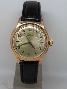 【送料無料】腕時計 ウォッチ プラークビンテージゼニスmontre zenith boite plaqu or mouvement 106506 vintage znith 1960