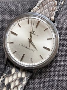 腕時計 ウォッチ アラームコレクション1960s eterna bastantes 61 automtico de coleccin reloj para hombre 34,6 mm