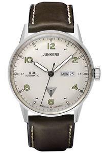 【送料無料】腕時計 ウォッチ アラームjunkers g38 automatik reloj hombre 69664