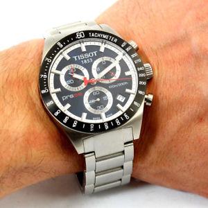 【送料無料】腕時計 ウォッチ ティソアラームクロノグラフワウtissot prs 516 t044417 a seores reloj de pulsera reloj crongrafo * wow * c19 1658 dl4
