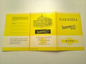 【送料無料】腕時計 ウォッチ レアビンテージブランクultra rare vintage eberhard contograf scafograf 300 blank guarantee