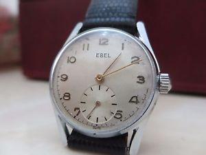 【送料無料】腕時計 ウォッチ ビンテージスイスebel orologio a carica manuale watch vintage anni 60 70 original swiss made