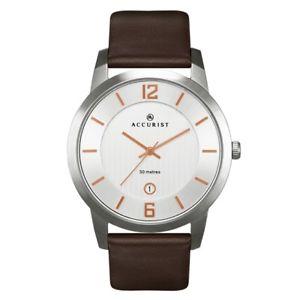 腕時計 ウォッチ ジョセフクロックmaccurist joseph hombre reloj cuero genuino 50m resistente al agua a mitad de precio