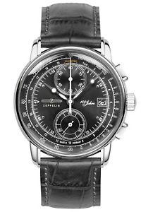 【送料無料】腕時計 ウォッチ ツェッペリンアラームクロノグラフツェッペリンクロノzeppelin reloj hombre crongrafo 100 aos zeppelin ed 1 chrono 86702