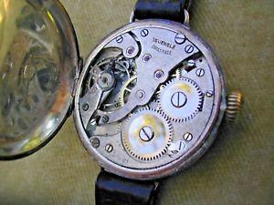 腕時計 ウォッチ クリスマス1928 dimier freres oficial de trinchera reloj de empresa amp; en plata