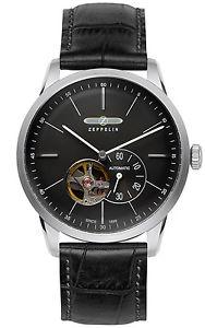 【送料無料】腕時計 ウォッチ ツェッペリンアラームzeppelin reloj flatline seores automatikuhr 73642 nuevo amp; ovp