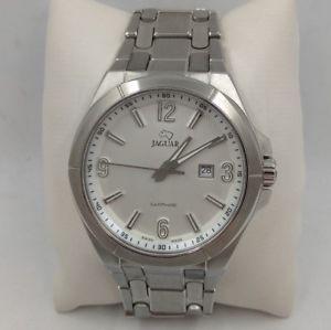 腕時計 ウォッチ ジャガースイスサファイアクリスタルjaguar j6681 swiss made sapphire crystal 100m wr
