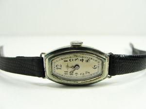 【送料無料】腕時計 ウォッチ ビンテージktレディアラームvintage tavannes 750er18kt weissgold seora reloj funcionan watch orologio