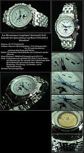 【送料無料】腕時計 ウォッチ アラームジャックスイスイータカレンダーモジュールautomatik reloj hombre jacques cantani, base swiss made eta 2836 m calendariomdulo