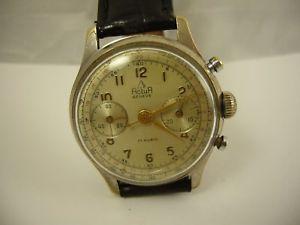【送料無料】腕時計 ウォッチ ジュネーブクロノグラフactua geneve cal 48 chronograph suisse