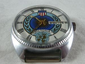腕時計 ウォッチ スラビクトリアソslava day date victoria estados unidos funcionan funcional made urss