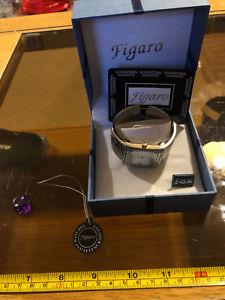 腕時計 ウォッチ フィガロボックスクオーツreloj de pulsera figaro cuarzo de tiempo nuevo en caja de metal rrp  4999
