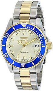 【送料無料】腕時計 ウォッチ プロダイバートーンステンレススチールウォッチinvicta hombres pro diver automtico 200m dos tonos reloj acero inoxidable