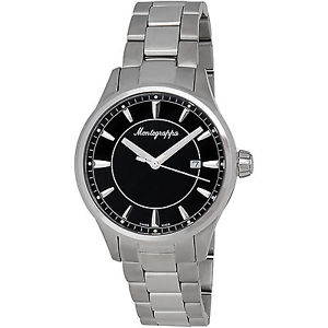 【送料無料】腕時計 ウォッチ フォーチュンスチールスイスアラームクロックmontegrappa fortuna reloj de