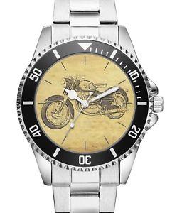 腕時計 ウォッチ ドライババイクアラームkiesenberg  reloj 20121 con motivo de motocicleta para puch 250 sg conductor