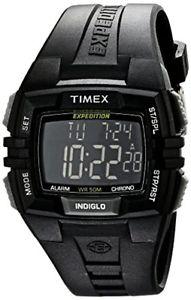 【送料無料】腕時計 ウォッチ デジタルワイドサイズtimex hombre exped resistente ancho digital reloj de pulsera elige talla