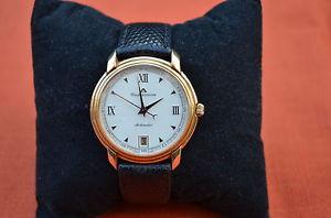 【送料無料】腕時計 ウォッチ モーリスロアクラシックゴールドスチールモデルmaurice lacroix classic automatik oroacero modelo 23293