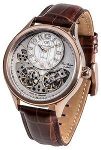 【送料無料】腕時計 ウォッチ カールフォンバッハアラームcarl von zeytenle gusta bachcvz0055rwh reloj hombre nuevo original