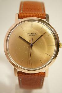 【送料無料】腕時計 ウォッチ ユニバーサルジュネーブuniversal geneve, calibre 1105, annes 60