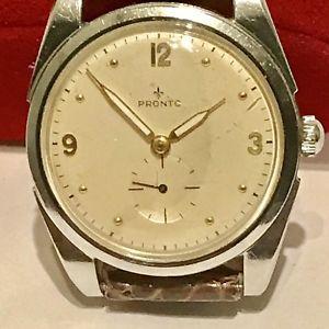 腕時計 ウォッチ ハンマースチールフロアpronto hammer automatikao 1945acerosuelo cierraprecioso obra