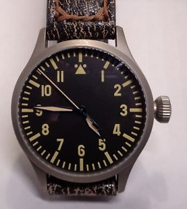 【送料無料】腕時計 ウォッチ アラームビンテージタイタンパターンnuevo anunciosteinhart nav b reloj 44 vintage titan apatrn
