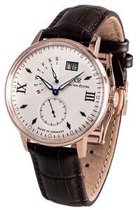 【送料無料】腕時計 ウォッチ カールフォンスムーズアラームオリジナルcarl von zeytenlisocvz0059rwh reloj hombre nuevo original