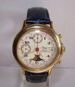 【送料無料】腕時計 ウォッチ クロノグラフtempic chronograph automatic con fase lunar eta 7758 90er aos