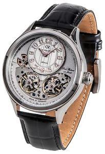 【送料無料】腕時計 ウォッチ カールフォンバッハアラームcarl von zeytenle gusta bachcvz0055wh reloj hombre nuevo original