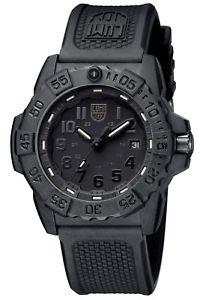 【送料無料】腕時計 ウォッチ シールクロックブラックボluminox reloj nutico navy seal negro xs3501bo