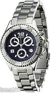 【送料無料】腕時計 ウォッチ アラームスチールメンズクロノグラフスイスイータウォッチreloj gant pacific watch cronografo suizo hombre acero mens eta 10 atm g18151010