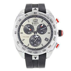 【送料無料】腕時計 ウォッチ ティソステンレススチールクオーツアラームtissot prs 330 t0764171708700 cuarzo acero inoxidable reloj hombre