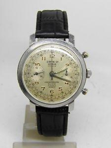 【送料無料】腕時計 ウォッチ ジュネーブヴィンテージクロノchronographe ciryn co geneve acier mouvement landeron 248 ,vintage chrono