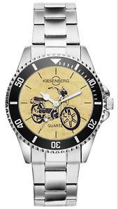 腕時計 ウォッチ アラームファンregalo para kreidler flory ciclomotor conductor fans kiesenberg reloj 20452