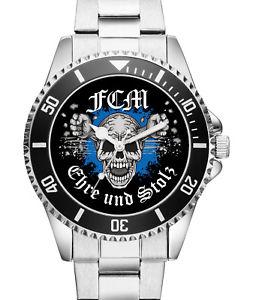 腕時計 ウォッチ マクデブルクファンアクセサリアラームマーケティングmagdeburg regalo fan artculo accesorios mercadotecnia reloj 2867