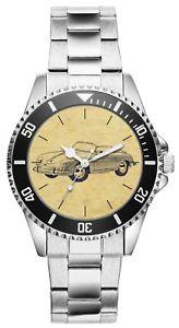 【送料無料】腕時計 ウォッチ ポルシェアラームドライバーファンregalo para porsche 356 oldtimer fans conductor kiesenberg reloj 6254