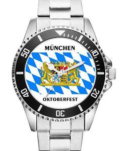 腕時計 ウォッチ ミュンヘンオクトーバーフェストファンアクセサリアラームマーケティングoktoberfest munich regalo fan artculo accesorios mercadotecnia reloj 2542