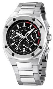 【送料無料】腕時計 ウォッチ ジャガーエグゼクティブスポーツクロノグラフクロノアラームステンレススチールjaguar j8054 executive sport reloj hombre crongrafo chrono acero inoxidable macizo nu