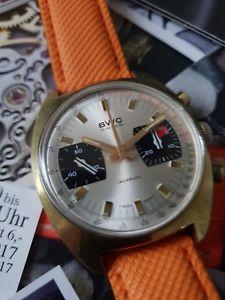 【送料無料】腕時計 ウォッチ ビンテージヨットクロノグラフvintage bwc valjoux yachting chronograph