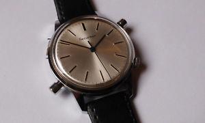 【送料無料】腕時計 ウォッチ アラームクロノビンテージスイススパイcaballeros vieja securion automatic espa reloj chrono vintage swiss geheimd rareza