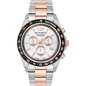 腕時計 ウォッチ フィリップカリブクロノウォッチヌオーヴォphilip watch caribe  chrono   quarz  referenza r8273607006 nuovo