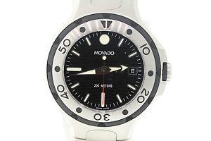 【送料無料】腕時計 ウォッチ シリーズステンレスパフォーマンスエリアhombres movado 2600001 serie 800 rendimiento acero inoxidable reloj con esfera