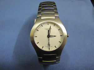【送料無料】腕時計 ウォッチ ヌオーヴォlongines orologio in acciaio con bracciale quarzo nuovo, nos 6