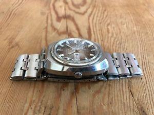 腕時計 ウォッチ ヴィンテージused  delkar  vintage watch reloj  automatic  25 jewels  38 mm