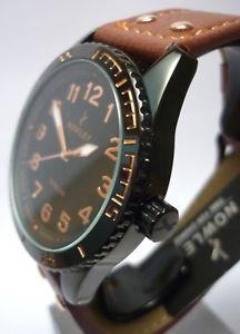 腕時計 ウォッチ クロックreloj nowley  sumergible 50 m nuevo garanta oficial 2 aos