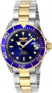 【送料無料】腕時計 ウォッチ プロダイバーメートルトーンアラームinvicta hombres pro diver automtico 200m dos tonos ss reloj 8928ob