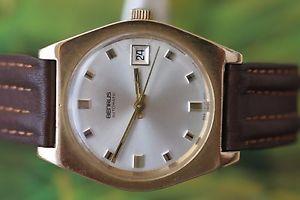 【送料無料】腕時計 ウォッチ スイスカレンダージュエリーbenrus gran chapado en oro reloj suizo automtico 25 joyas con calendario
