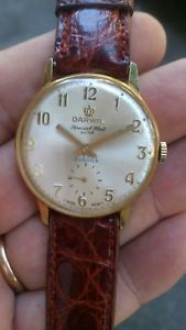 腕時計 ウォッチ フラットゴールド