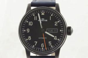 【送料無料】腕時計 ウォッチ アラームステンレススチールfortis laco 59518158 seores reloj 40mm acero day date automtico